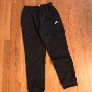 Adidas sweatpants, mens